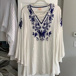 LF Embroidered Dress